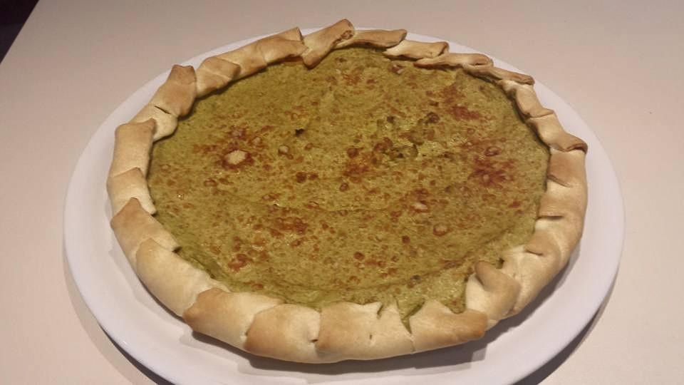 torta broccoli e ricotta