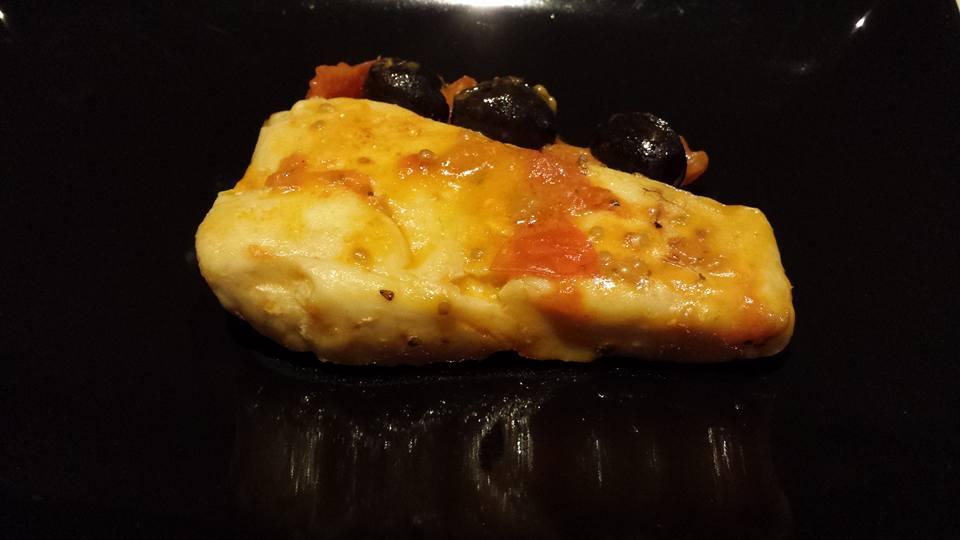 merluzzo con olive