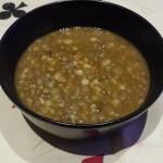 zuppa legumi